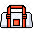 Bag Gym Bag Gym Kit Icon