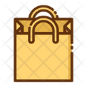 Paper Bag Bag Shopping Bag Icon