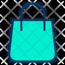 Handbag Carry Bag Shopping Bag Icon