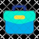Brifcase Handbag Officebag Icon