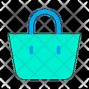 Shopper Bag Online Shopping Shopping Icon