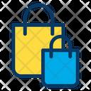 Cart Hand Bag Carry Bag Icon