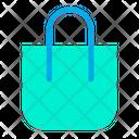 Shopping Bag Handbag Paper Bag Icon