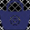 Bag Hand Carry Handbag Icon