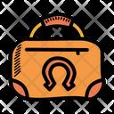 Equestrian Accessory Showjumping Icon