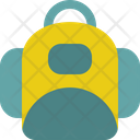 Bag Travel Backpack Icon