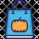 Bag Halloween Halloween Bag Icon