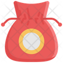 Bag Money Chinese New Year Icon