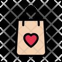 Love Bag Heart Icon