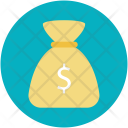 Bag Money Cash Icon