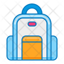 Bag Backpack Travel Bag Icon
