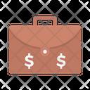 Bag Money Saving Icon