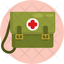 Bag Medical First Aid Icon