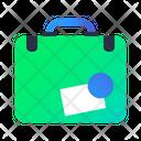 Bag Baggage Travel Icon