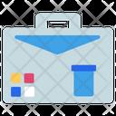 Bag Briefcase Document Icon