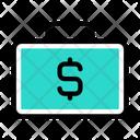 Bag Dollar Money Icon