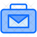 Bag Email Business Icon