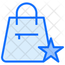 Bag Star Success Icon
