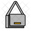 Bag School Bag Briefcase Icon