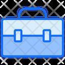 Bag Tool Kit Construction Icon