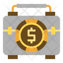 Bag Suitcase Finance Icon