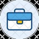 Bag Portfolio Briefcase Icon