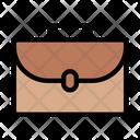 Bag Briefcase Student Icon
