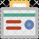 Bag Business Briefcase Icon