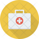 Bag First Firstaid Icon