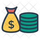 Bag Finance Money Icon