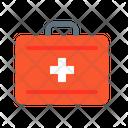 Bag Breifcase Medical Icon