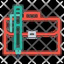 Bag Briefcase Folder Icon