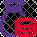 Bag Coin Icon