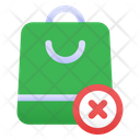 Bag Deleted Icon