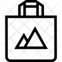 Bag Design Brand Icon