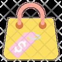 Bag Bag Price Price Tag Icon