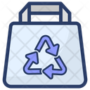Bag Recycle Conservation Ecology Icon