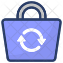 Bag Recycling Icon