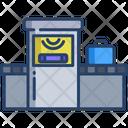 Bag Scanning Machine Luggage Scanning Machine Scanner Icon