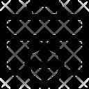 Bag Shield Icon