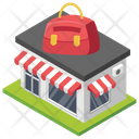 Ladies Bag Bag Shop Bag Store Icon