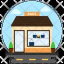 Bag Store Icon
