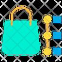 Bag Timeline Icon