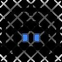 Bag Transporter Icon