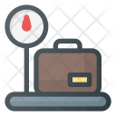 Bag weight Icon