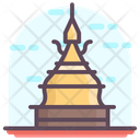 Bagan Myanmar Pagoda Icon