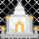 Bagan Temple Icon