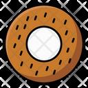 Donut Chocolate Doughnut Dunkin Donut Icon