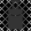 Baggage Briefcase Luggage Icon