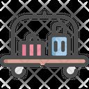 Baggage Hotel Service Icon